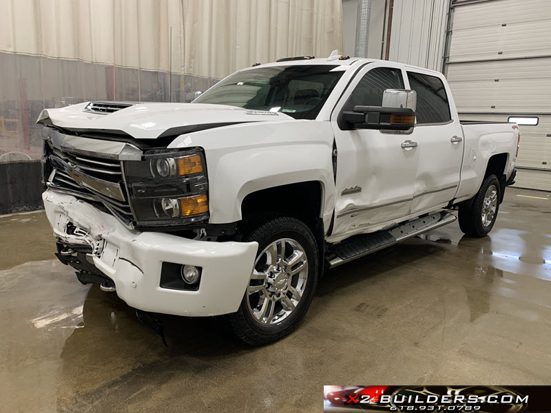 2017 Chevrolet Silverado k2500 High Country